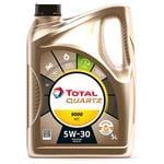 Engine Oils and Lubricants, TOTAL Quartz 9000 Future NFC 5W-30 Engine Oil - 5 Litre, Total