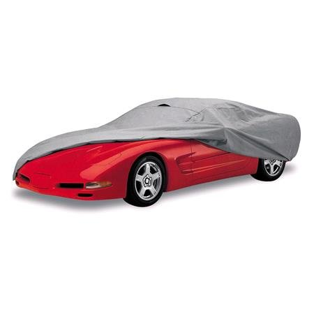 Completely Waterproof Car Cover (Blue)   Extra Large