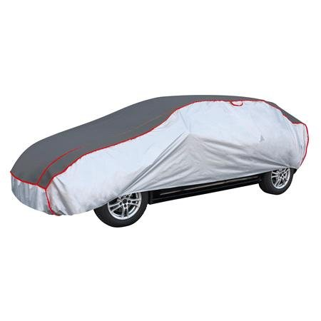 Hagelschutz Premium Hybrid Hail Protection Car Cover (Anthracite)   Medium