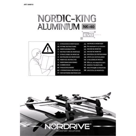 Nordic King EVO aluminium NK 40