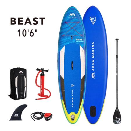 "Aqua Marina Beast (2021) 10'6"" SUP Paddle Board"