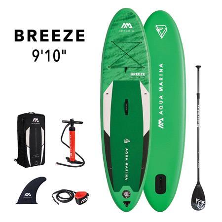 "Aqua Marina Breeze (2021) 9'10"" SUP Paddle Board"