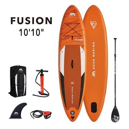 """Aqua Marina Fusion (2021) 10'10"""" SUP Paddle Board"""