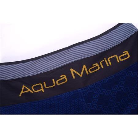 Aqua Marina Tahiti Mens Boardshorts   Navy   Medium