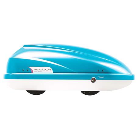 Travel Sport 370L Light Blue Roof Box