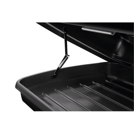 Box 333, ABS roof box, 333 ltrs   Embossed black