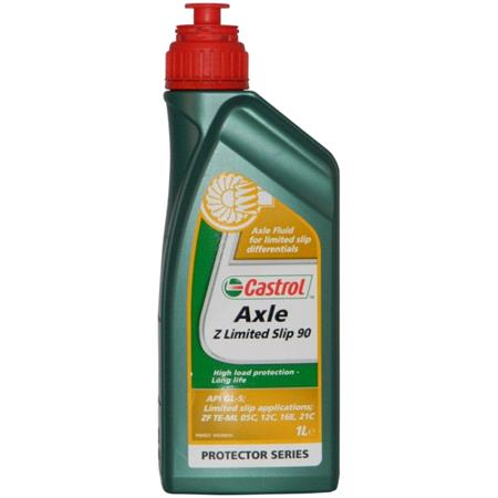 Castrol Axle Z Limited Slip 90   1 Litre
