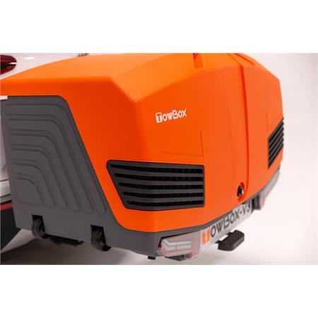 TowBox V3 Sport   Orange   400 Litres