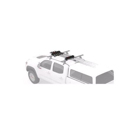 Yakima ReelDeal 8 Fly Rod Car Roof Rack Fishing Rod Carrier