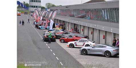 FundRacer Ireland Track-day 2015
