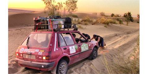 Mongol Rally: The Journey So Far