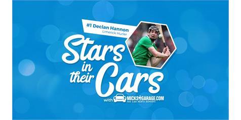 MicksGarage Stars and Their Cars: Declan Hannon
