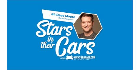 MicksGarage Stars and their cars: Dave Moore