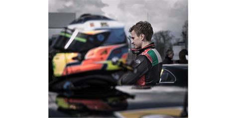 British Touring Car Championship 2015: Media Day - Photo Gallery With Aron Smith