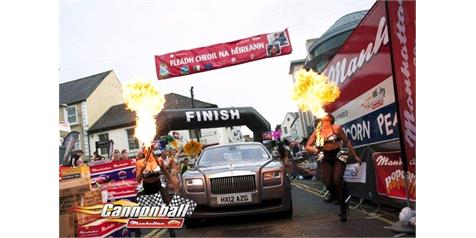 Cannonball 2015: The Route Details
