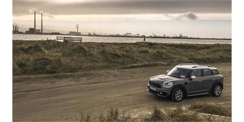 48H Test Drive in the Mini Countryman: