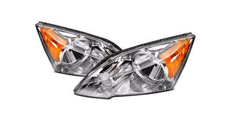 Headlamps and Headlights Replacement Guide