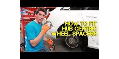 How to Fit Hub-Centric Wheel Spacers