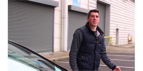 MicksGarage & Aron Smith Back to the BTCC With a Bang!