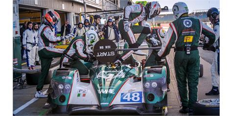 Sean Doyle: European Le Mans Series with Murphy Prototypes