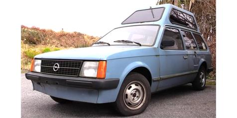 The One and Only Opel Mobility Kadett!