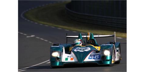 Sean Doyle: Teams up with Murphy Prototypes Le Mans team