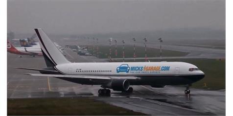 Press Release - MicksGarage.com launch Airline
