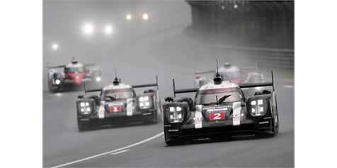 Le Mans 2016: An epic battle to the last lap