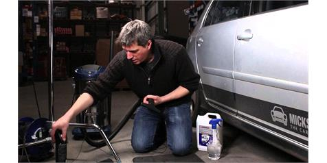 Product Review: Interior Cleaning - Car Vacuums & Upholstery Cleaners