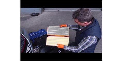 Project GTi: Air Filter Change