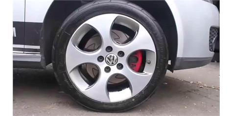 Project GTi: Alloy Wheel Repair