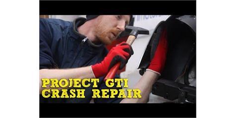 Project GTI: Crash Repair With Crofton Motors