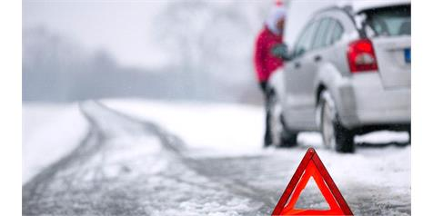 How to Avoid Breakdowns in Winter Conditions