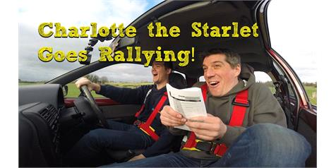 Charlotte the Starlet - Part 3: Tackling The ALMC Spring Endurance Trial