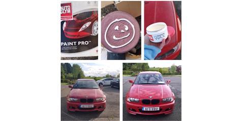 Car Detailing 101: Restoring damaged paintwork
