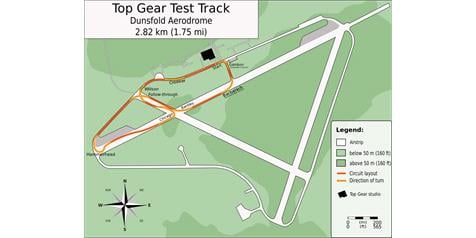 Top Gear Test Track to be Bulldozed