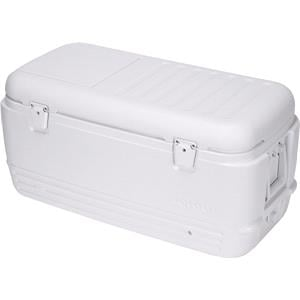 Cooler Boxes, Igloo Quick Cool 100 Coolbox - White, IGLOO
