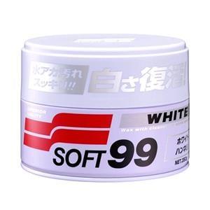 Soft99, Soft99 White Soft Wax - 300g, Soft99