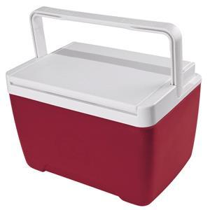 Cooler Boxes, Igloo Island Breeze 9 Coolbox - Red-White, IGLOO