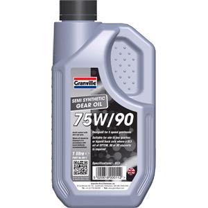 Engine Oils and Lubricants, Granville EP 75W-90 Gear Oil - 1 Litre, Granville