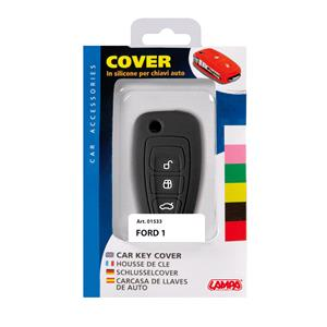 Car Key Covers, Car Key Cover - Ford (Key type 1), Lampa