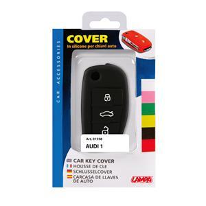 Car Key Covers, Car Key Cover - Audi (Key type 1), Lampa