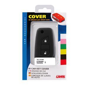 Car Key Covers, Car Key Cover - Citroen, Toyota (Key type 4), Lampa