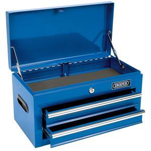 Tool Boxes, Draper 03243 2 Drawer Tool Chest - Tool Box, Draper
