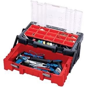 Tool Boxes, Draper Expert 05180 570mm Cantilever Tool Organiser Box, Draper