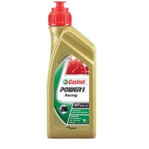 Engine Oils and Lubricants, Castrol Power 1 Racing 4T - 4 Stroke - 10W-50 - Fully Synthetic - 1 Litre, Castrol