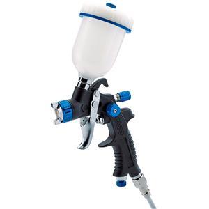 Spray-Painting Equipment, Draper 09709 100ml Gravity Feed HVLP Composite Body Air Spray Gun, Draper