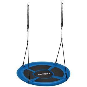 Garden Furniture, UNIPRODO Nest Swing - Diameter: 105cm - Blue, UNIPRODO