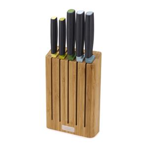 Utensils & Gadgets, Joseph Joseph Elevate Knives Set with Bamboo Block, JosephJoseph