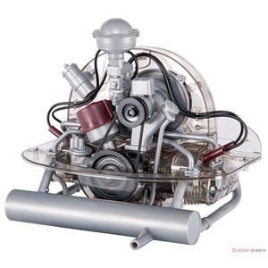 Gifts, VW Beetle Flat Four Boxer Engine Model Kit, Volkswagen